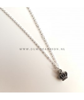 Kroon ketting Isabelle