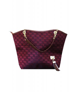 Red beauty bag