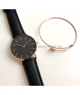 Horloge set Fraukje