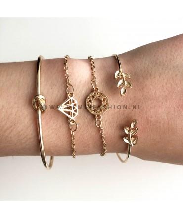 Armbanden set Willemijn