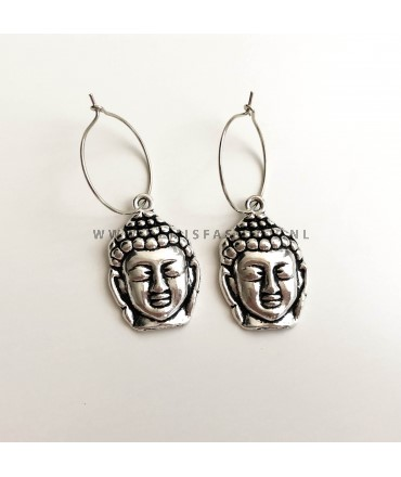 Buddha oorbellen Nynke