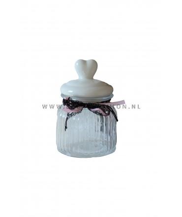 Lovely candy jar