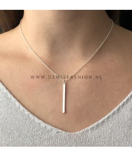 Staaf ketting Lucile