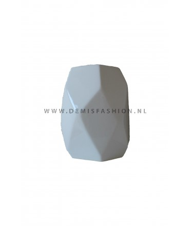Luxury white vase