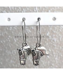 Paarden oorbellen