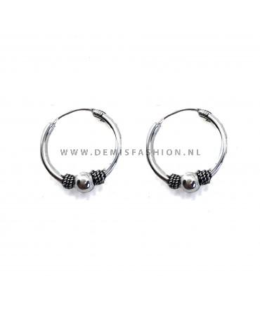 Ringetjes oorbellen Dorien