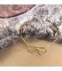 Strikjes armband Olivia