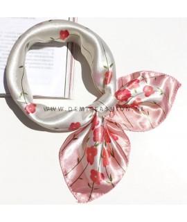 Bloemen sjaal