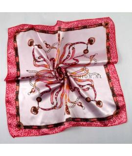 Gekleurde sjaal 2
