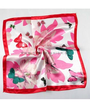 Gekleurde sjaal 3