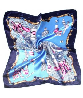 Gekleurde sjaal 5
