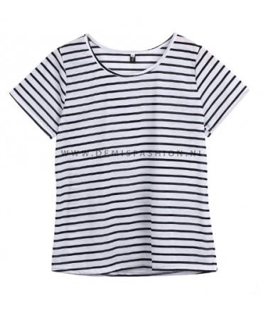 Gestreept shirt