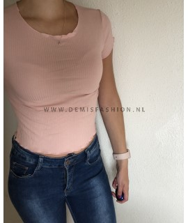 Roze top Michelle