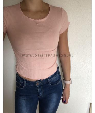 Roze top Michelle