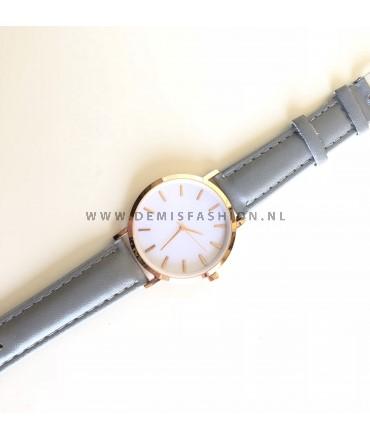 Horloge Malin