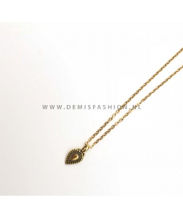 Druppel ketting Monique
